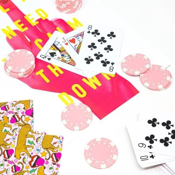 Stack the Deck - Playing Cards by The Sis Kiss