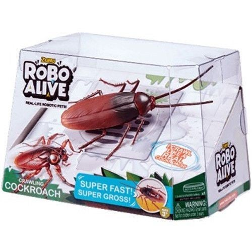 Robo Alive - Cockroach