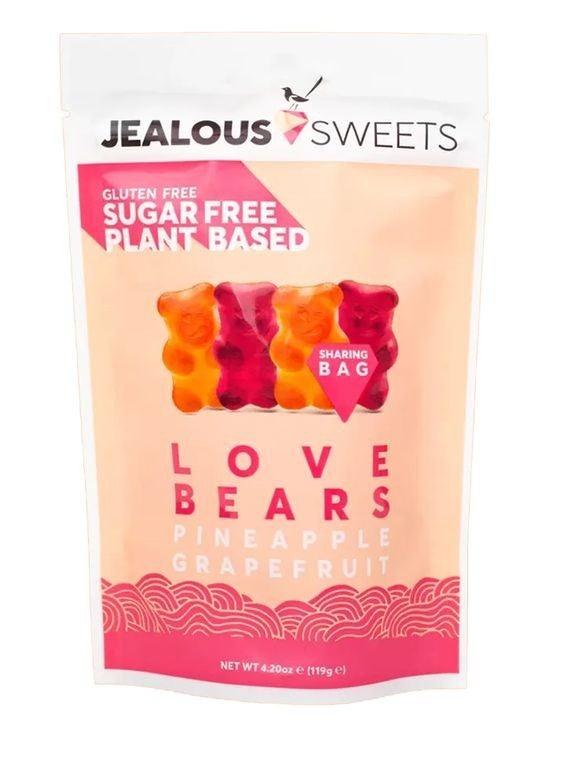 Love Bears - Sugar-Free, Plant Based - Jealous Sweets - Single Serving!