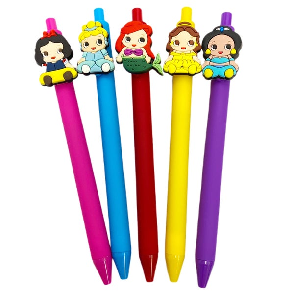 Magical Princess - Gift Set of 5 Pens