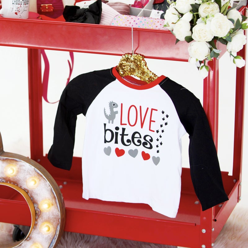 Kids - Love Bites Dino Tee