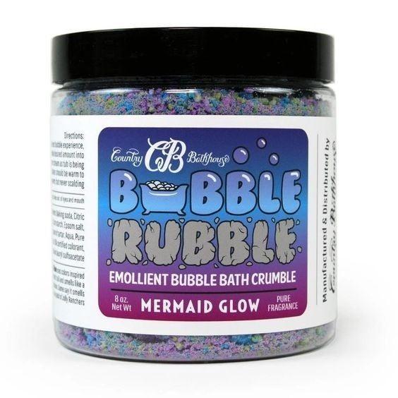 Bubble Rubble - Mermaid Glow