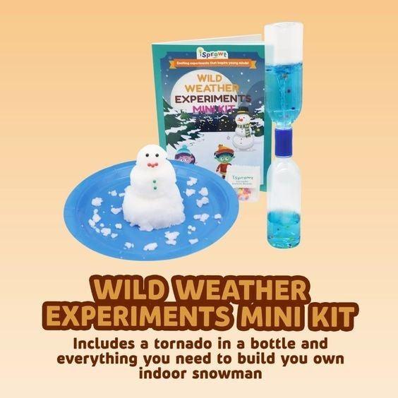 iSprowt - Kit: Wild Weather Mini Kit