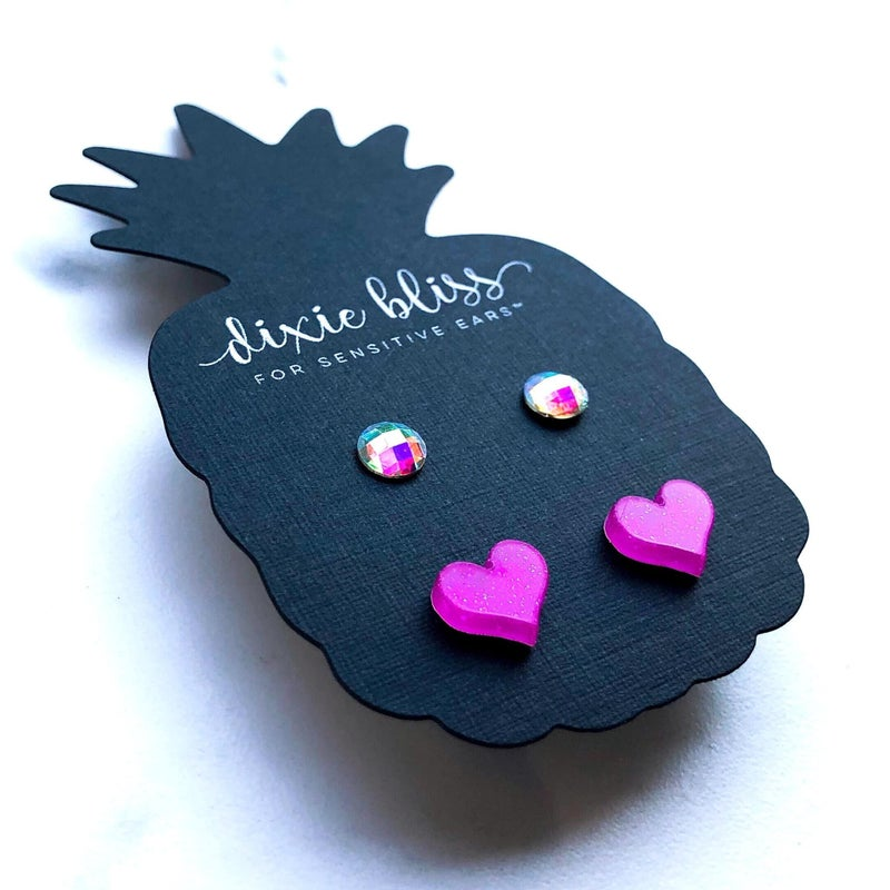Millie - Earrings Duo (Perfect for Littles!)