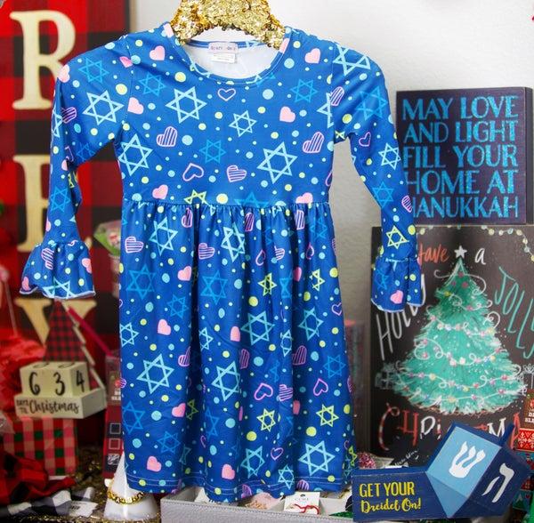 Kids - Hanukkah - The Ella Dress