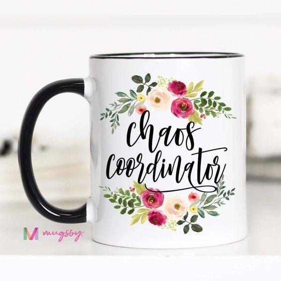 Chaos Coordinator - 11oz - Mugsby