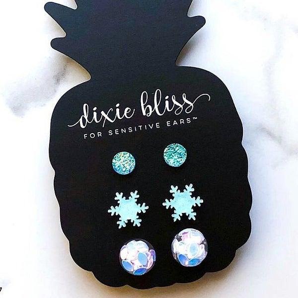 Elsa - Earrings Trio
