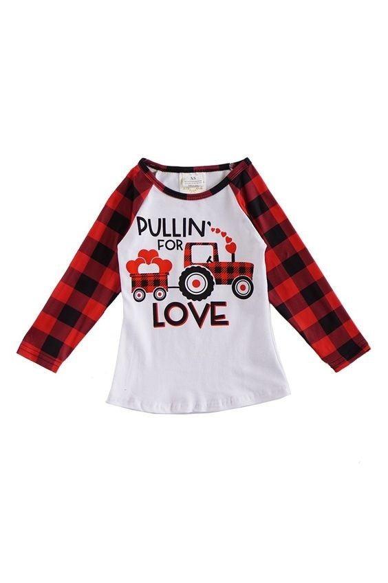 Kids - Pullin' for Love Truck Tee