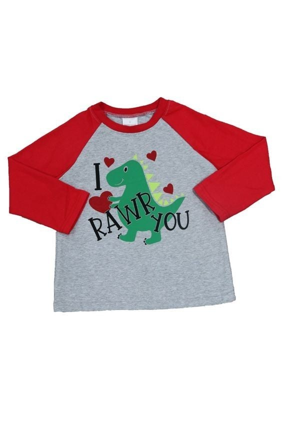 Kids - I Rawr You - Tee