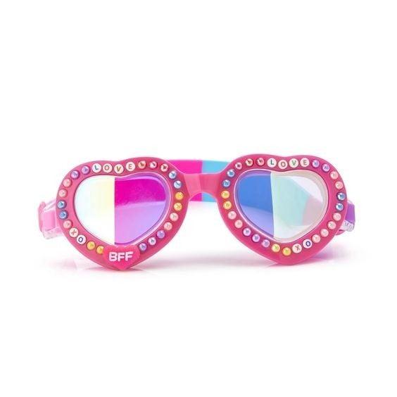 Love Letters - Premium Kids Swim Goggles