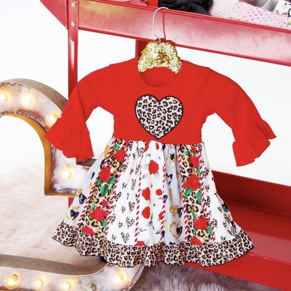 Kids - Wild Sweetheart Dress