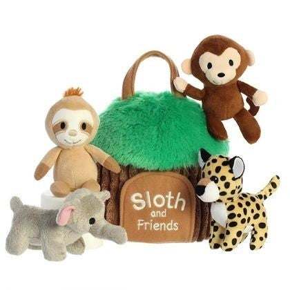 Sloth & Friends Playset