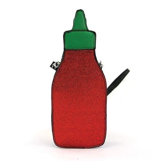 Hot Sauce Crossbody Bag
