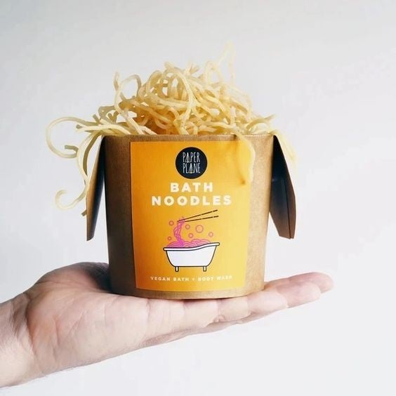 Relaxation Take Out - Bath Noodles