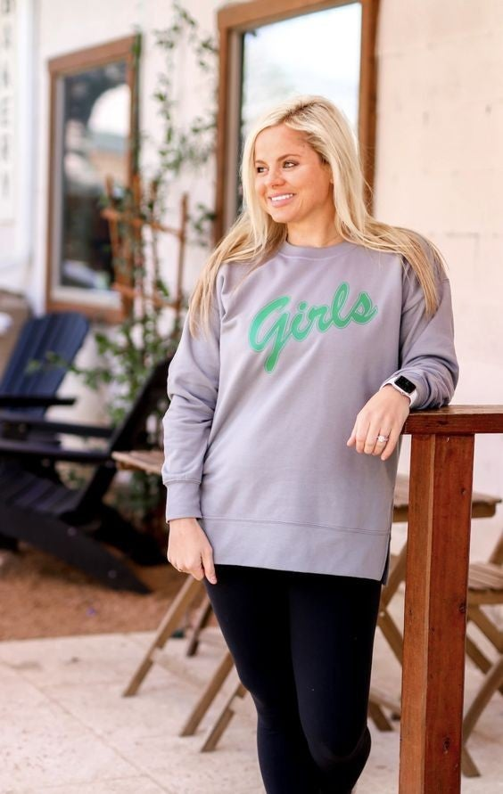 Girls - Rachel Green - Sweatshirt - Reg/Plus