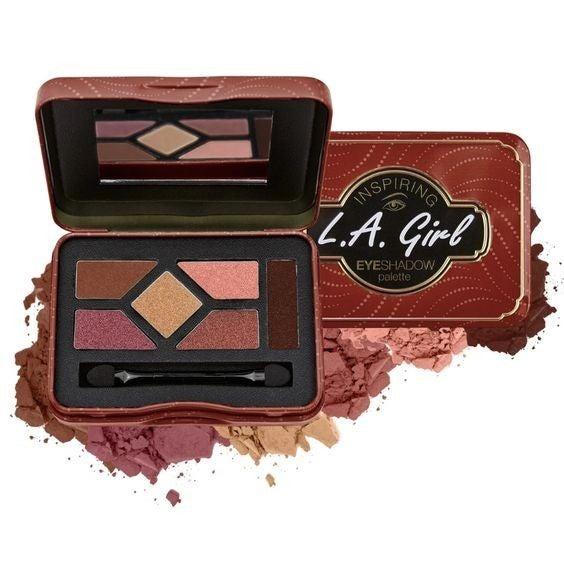 Be Bold & Beautiful - Inspiring Eyeshadow Palette