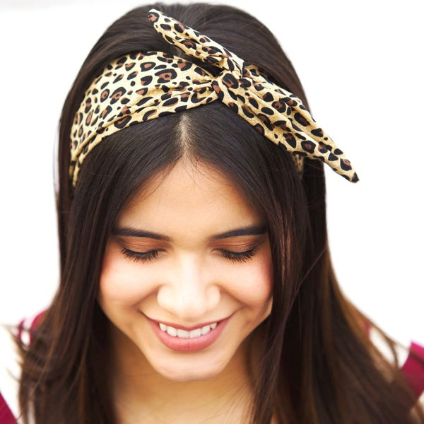 Cheetah Headband - Byrd Headbands