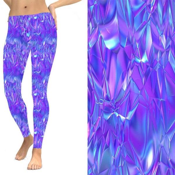 Prismatic Magic - Leggings w/Pockets