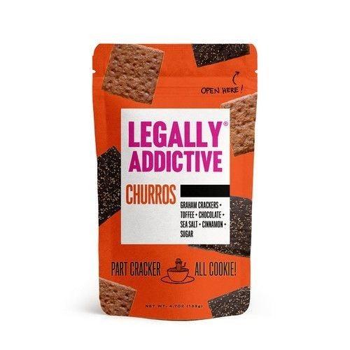 Churros - Legally Addictive