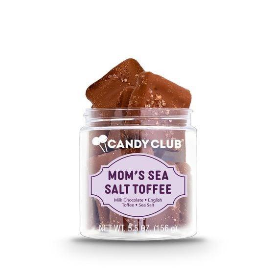 Mom's Sea Salt Toffee - Candy Club