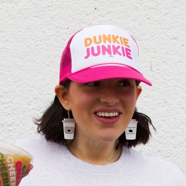 Dunkie Junkie - Hat