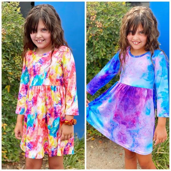 Little Miss - The Ella Dress