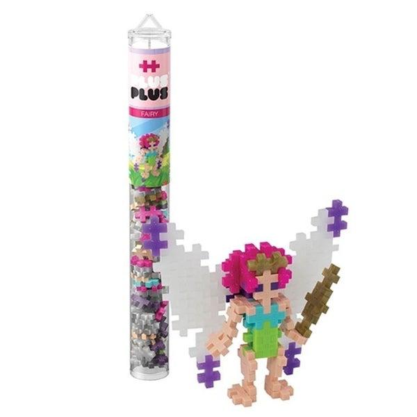 Fairy - Plus-Plus 70 piece Tube