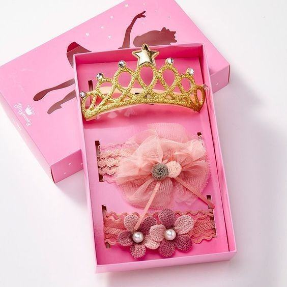 Little Princess Headbands - Boxed Giftset