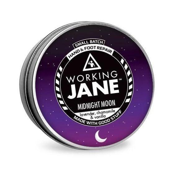 Midnight Moon - Hand & Foot Repair - Working Jane