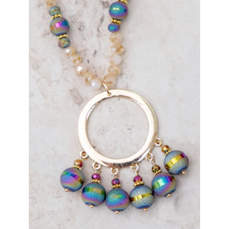 I Feel The Earth Move - Necklace