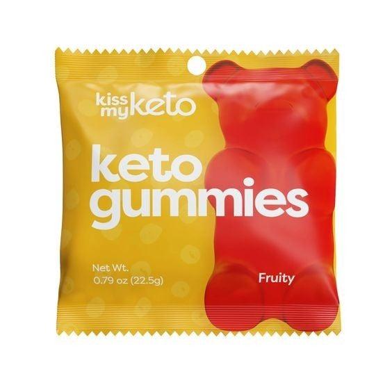 Keto Gummies - Single Serving