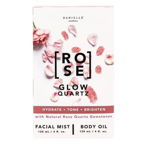 Rose Facial Mist & Body Oil