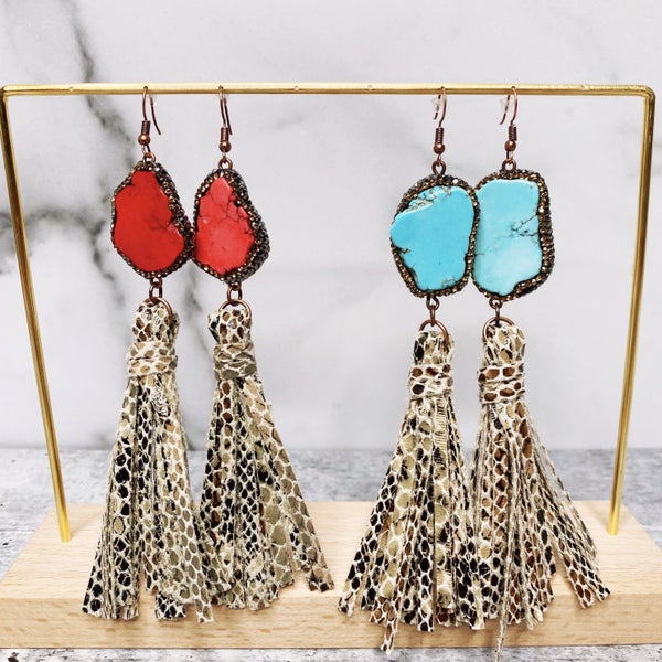 Stand By Your Man Earrings *Final Sale*