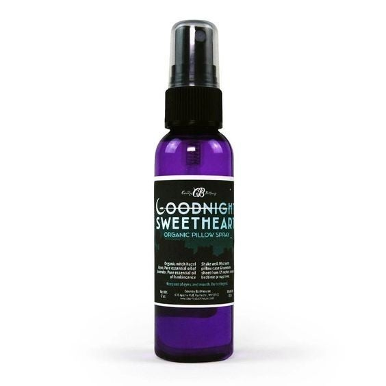 Essential Oil Mist - Goodnight Sweetheart Spray