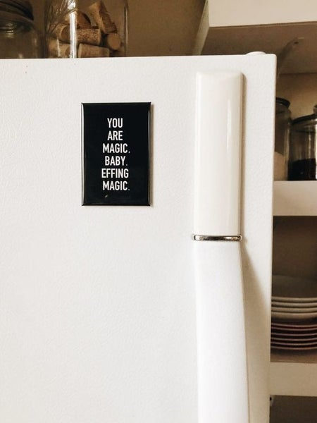 "You Are Magic, Baby - 2""x3"" Magnet"