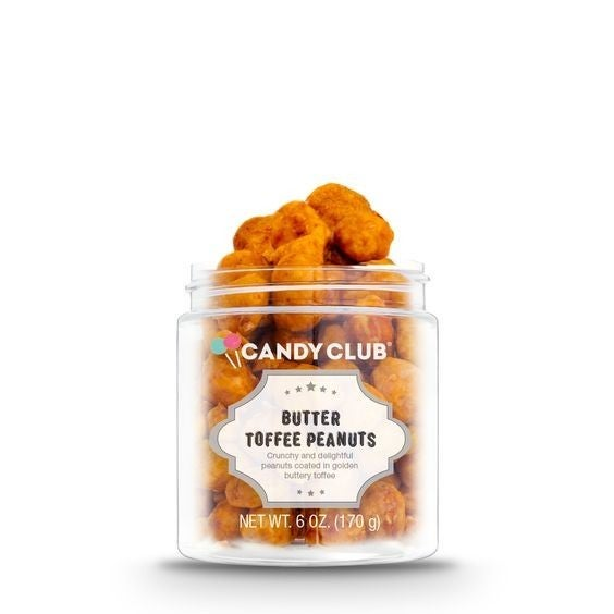 Butter Toffee Peanuts - Limited Edition - Candy Club