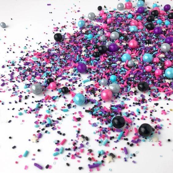 Milky Way - 4oz Jar Bespoke Sprinkles