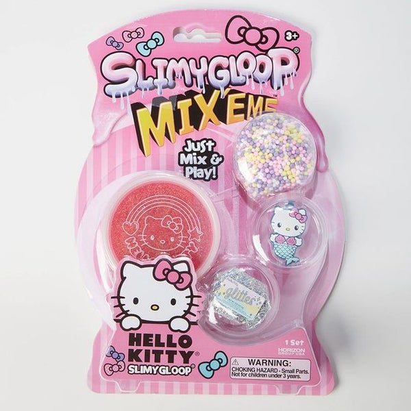 Hello Kitty Slimy Goop Mix'ems