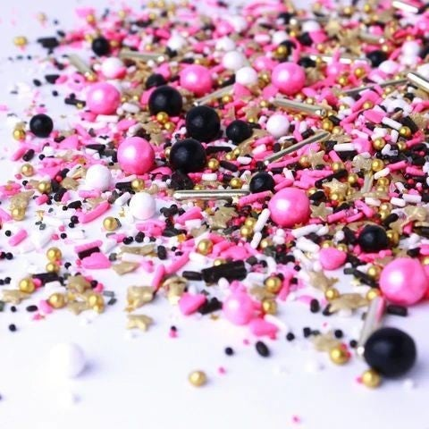 Queen of Pop - 4oz Jar Bespoke Sprinkles