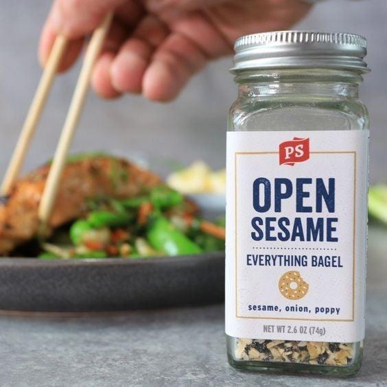 Open Sesame - Everything Bagel - Seasoning