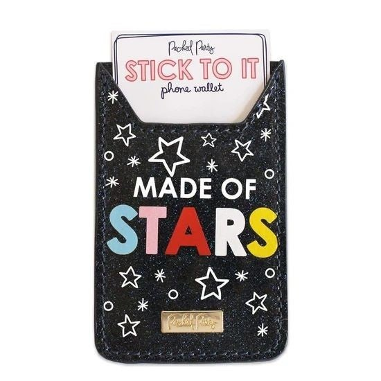Made of Stars Phone Card Wallet