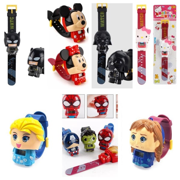 KIDS Character Watches