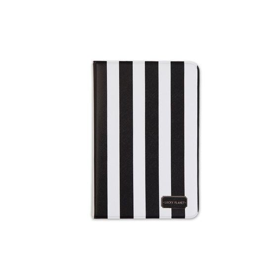 Chic Stripes Passport Holder - Lucky Planet