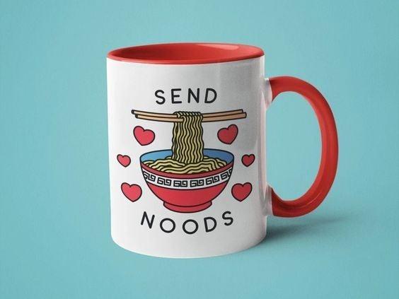 Send Noods - 11oz Mug