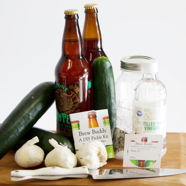 Brew Buddy DIY Pickle Kit
