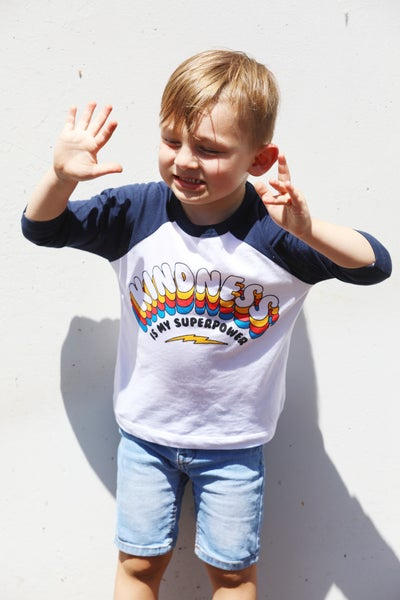 Kid's Tee - Kindness is my Superpower
