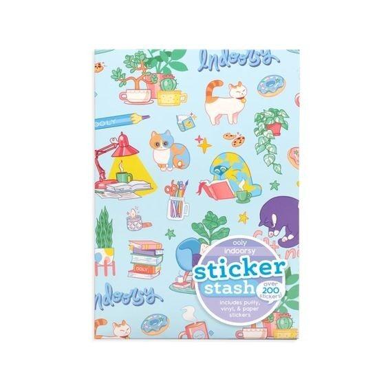 Indoorsy - Stickers Stash - over 200 pieces!