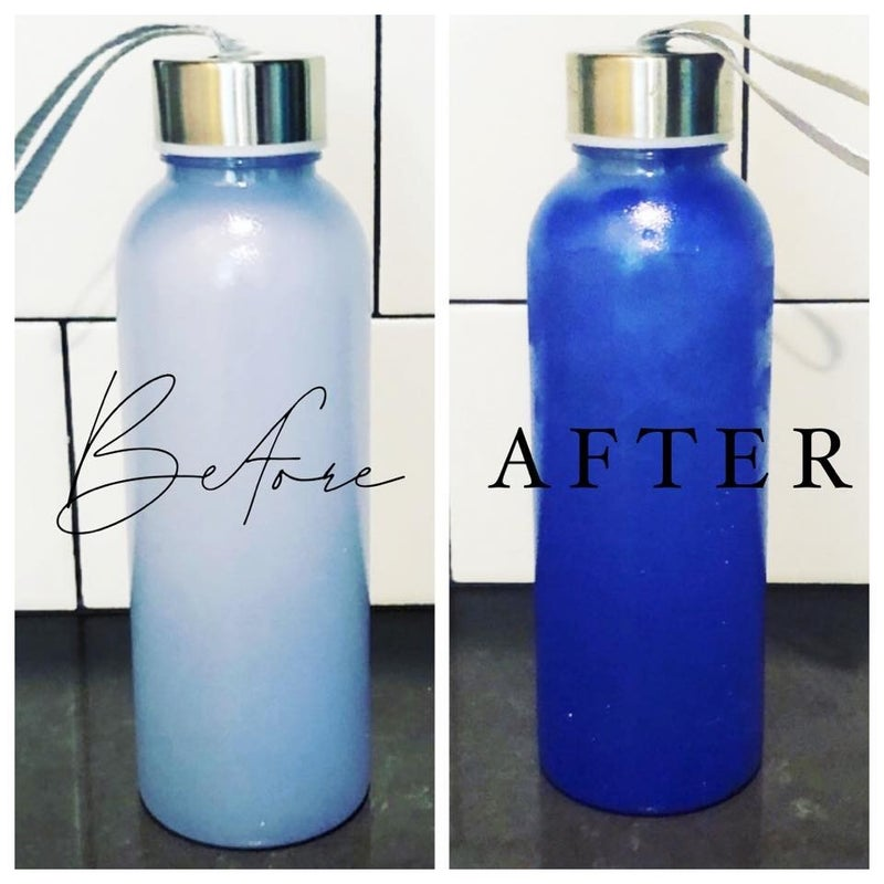Color Changing Water Bottle - 18 oz