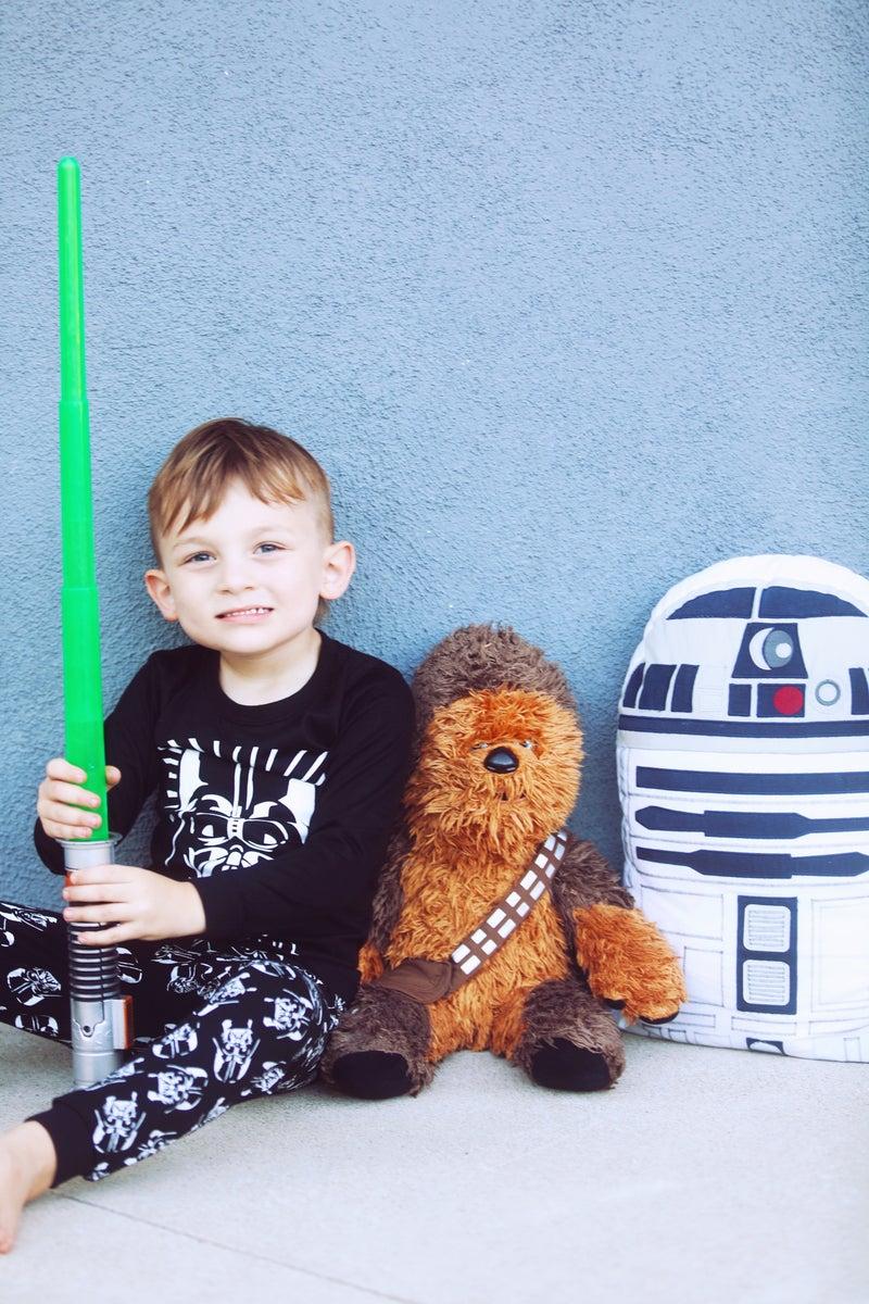 The Dark Side - Kids Pajamas