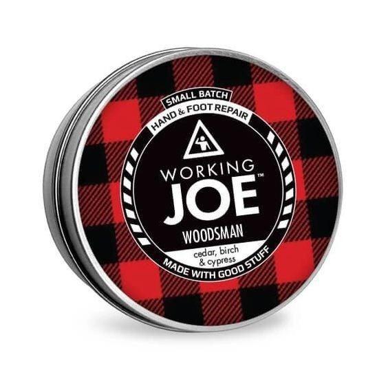Woodsman - Hand & Foot Repair - Working Joe